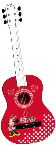 Chitara lemn 75 cm, Minnie
