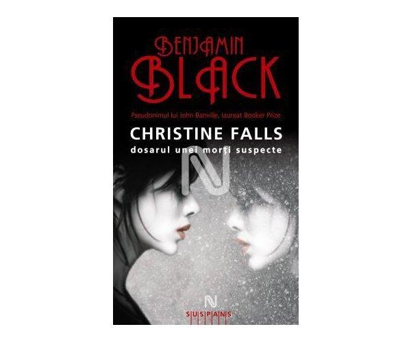 Christine Falls, Dosarul unei morti suspecte, Benjamin Black