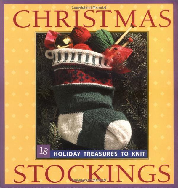 Christmas stockings: Holiday treasures to knit - Elaine Lipson