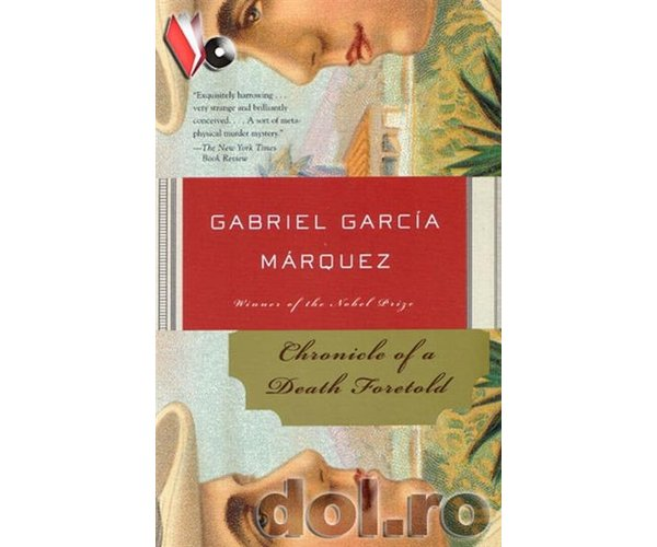Chronicle of a Death Foretold, Gabriel Garcia Marquez