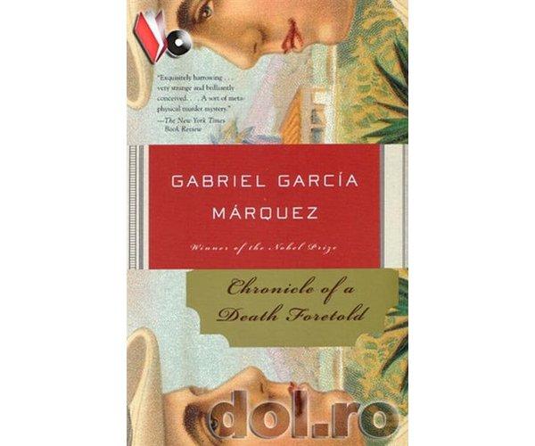 Chronicle of a Death Foretold, Gabriel Garcia Marquez