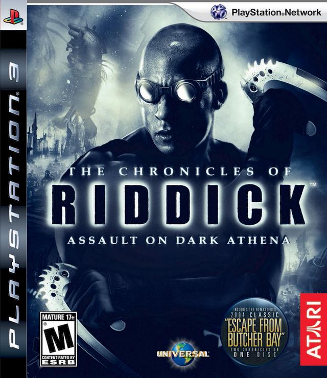 CHRONICLES OF RIDDICK ASSAULT ON DARK PS3