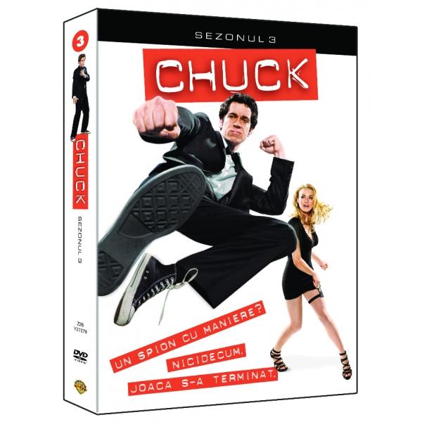 CHUCK SEZONUL 3 CHUCK SEASON 3