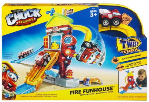 Chuck statie pompieri
