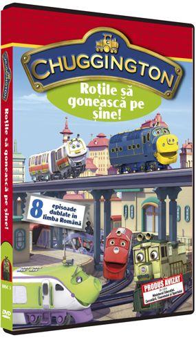 CHUGGINGTON DVD 3 - ROTILE SA GONEASCA PE SINE