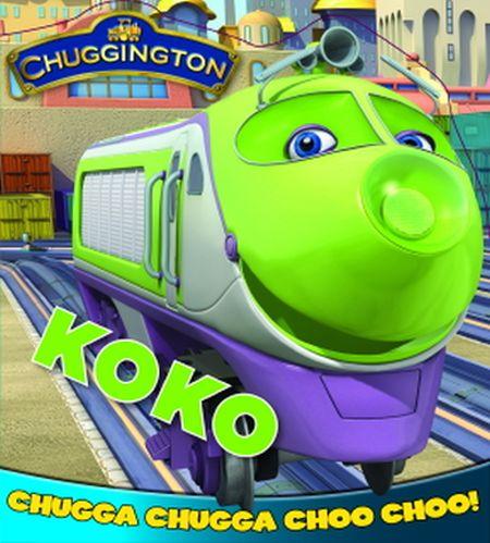 Chuggington. Koko, Tuu-tuuuuu!