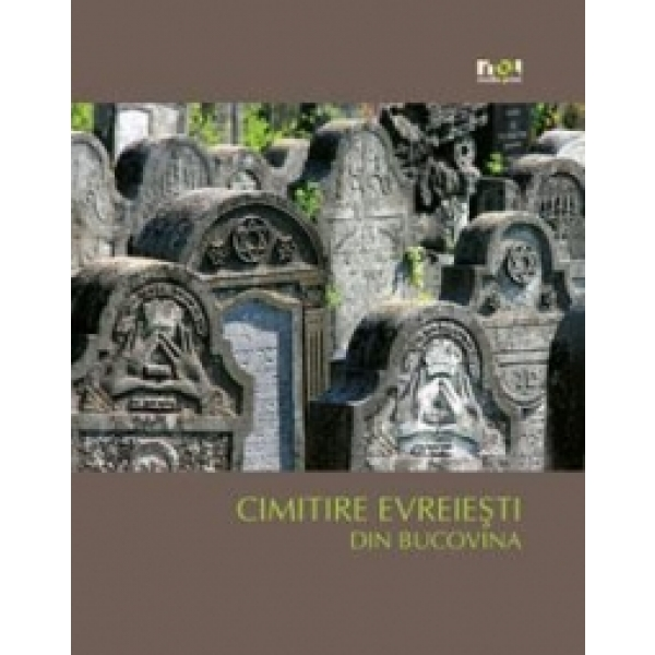 Cimitire Evreiesti din Bucovina, limba romana, Simon Geissbuhler