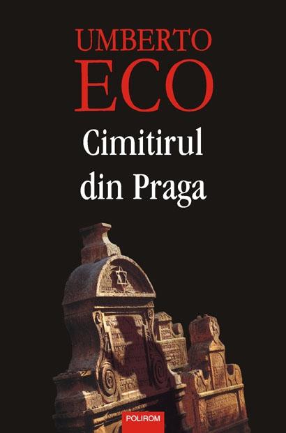 CIMITIRUL DIN PRAGA EDITIA 2