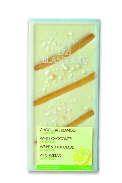 Ciocolata Blanxart 100g , Alba Lamaie