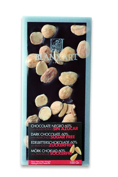 Ciocolata Blanxart fara zaha, Neagra si Migdale