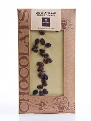 Ciocolata Bovetti 50g Lapte Cafea
