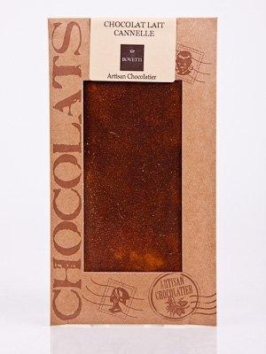 Ciocolata Bovetti 50g Lapte Scortisoara