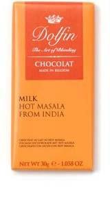 Ciocolata Dolfin 30g Lapte Hot Masala
