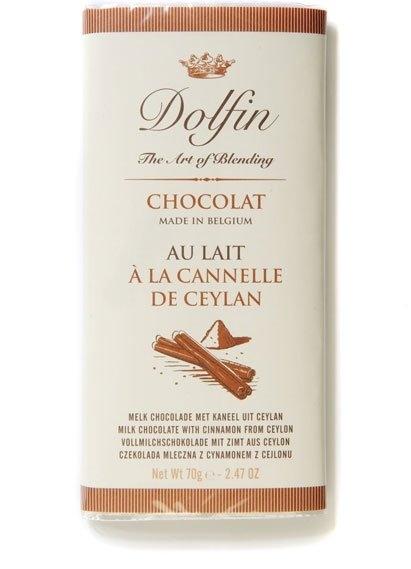 Ciocolata Dolfin 70g Lapte scortisoara