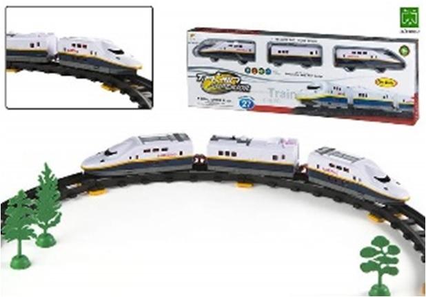 Circuit tren,ColorBaby