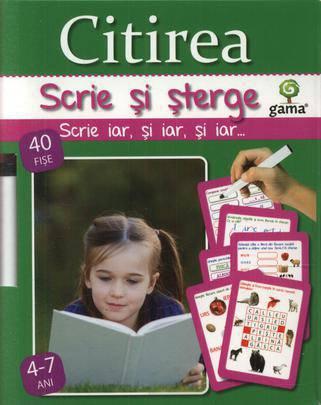 CITIREA/ SCRIE SI STERGE