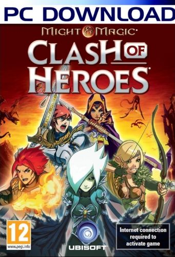 CLASH OF HEROES - PC