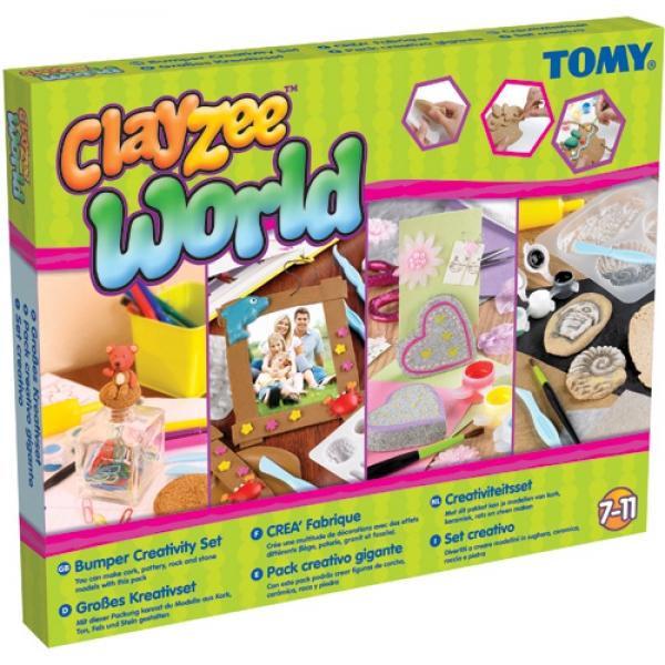 CLAYZEE Set creativ