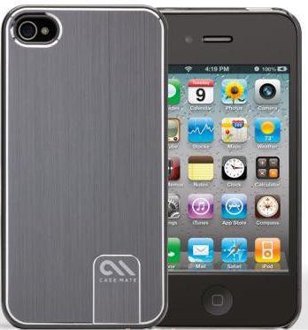 CM014540 BT ALU IPHONE 4 SILVER