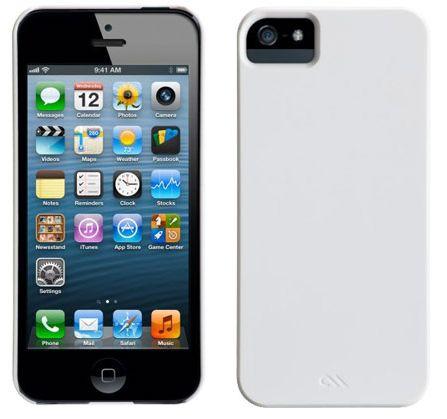 CM022392 BT iPhone 5 white