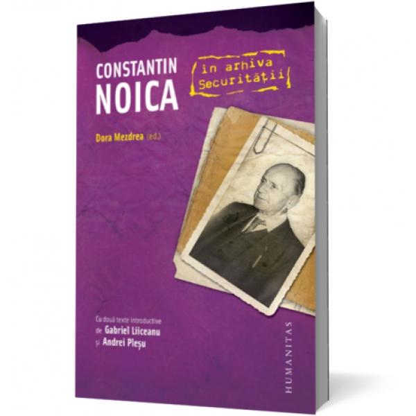 C.NOICA IN ARHIVA SECU RITATI