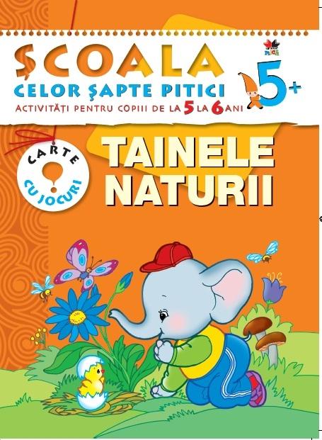 TAINELE NATURII 5-6 ANI
