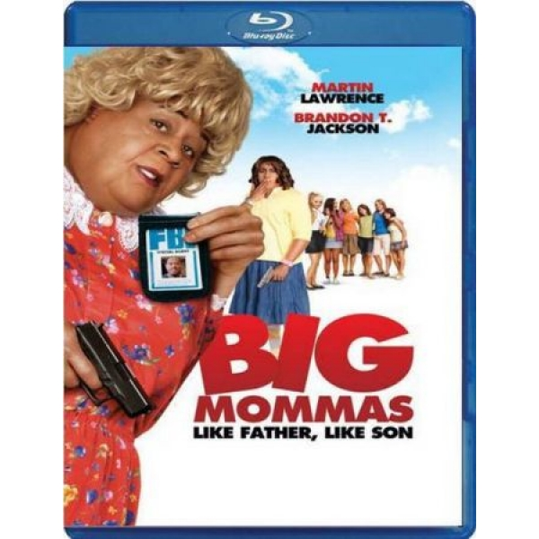 COANA MARE: ASA TATA, ASA FIU (BR) - BIG MOMMAS: LIKE FATHER, LIKE SON (BR)