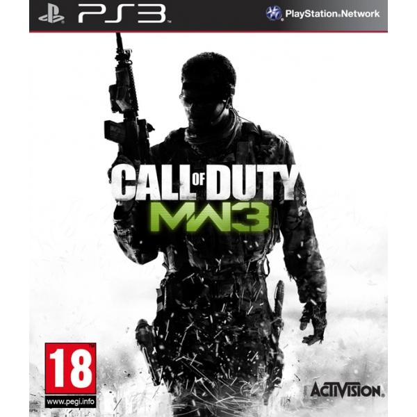 COD MODERN WARFARE 3 - PS3