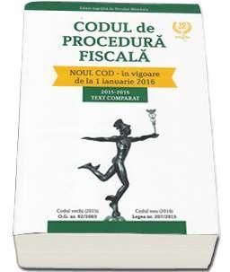 CODUL DE PROCEDURA FISCALA...