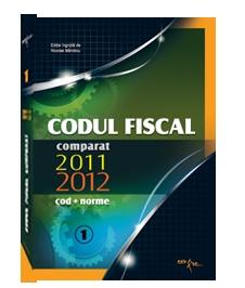 Codul Fiscal Comparat 2011 - 2012 (Cod+Norme) Pachet 3 Volume