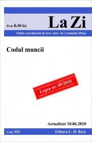 CODUL MUNCII ( COD 3 393) ACTUALIZAT LA 10.0
