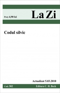 CODUL SILVIC (382) - 05-MAR-2010