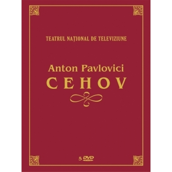 COLECTIA CEHOV COLECTIA 5 DVD