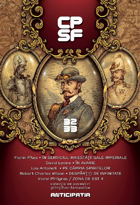 COLECTIA DE POVESTIRI SF NR 32-33