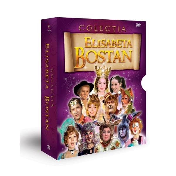 COLECTIA ELISABETA BOSTAN 7 DVD-URI