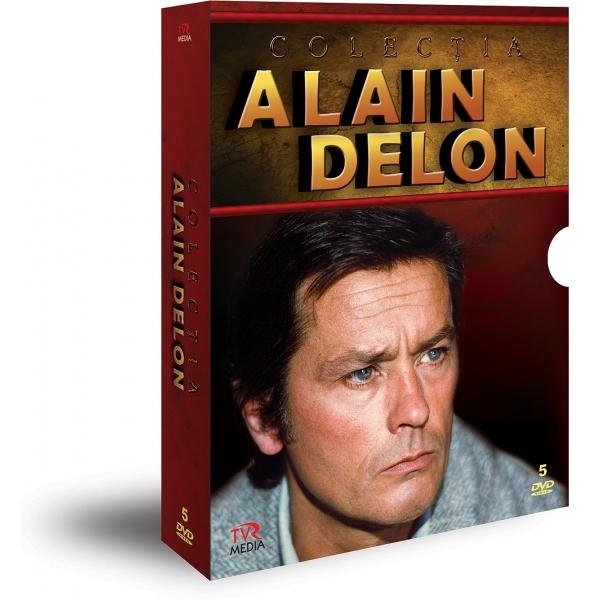 Colectie ALAIN DELON (5 Colectie ALAIN DELON (5