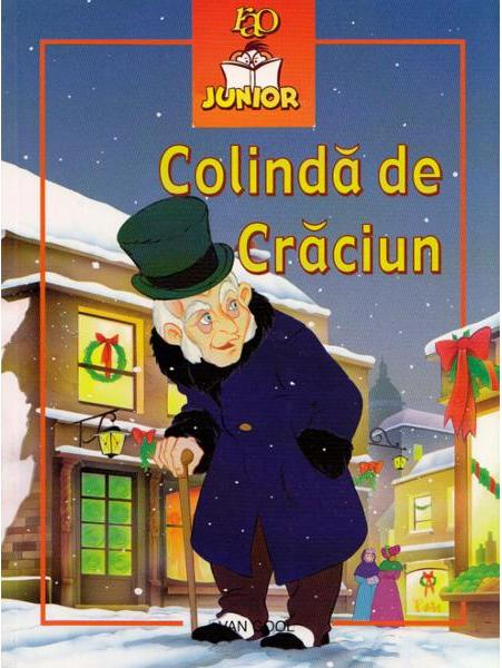 COLINDA DE CRACIUN- RAO JUNIOR