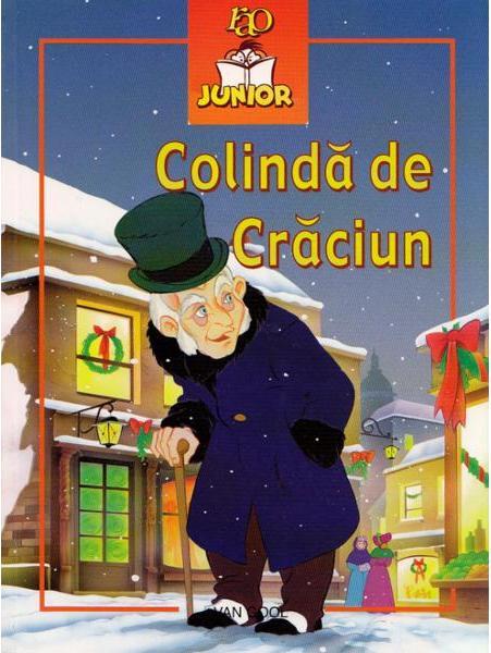 COLINDA DE CRACIUN- RAO JUNIOR
