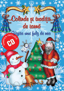 COLINDE SI TRADITII DE IARNA + CD