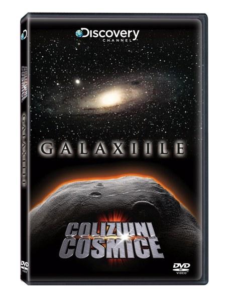 COLIZIUNI COSMICE GALAXII