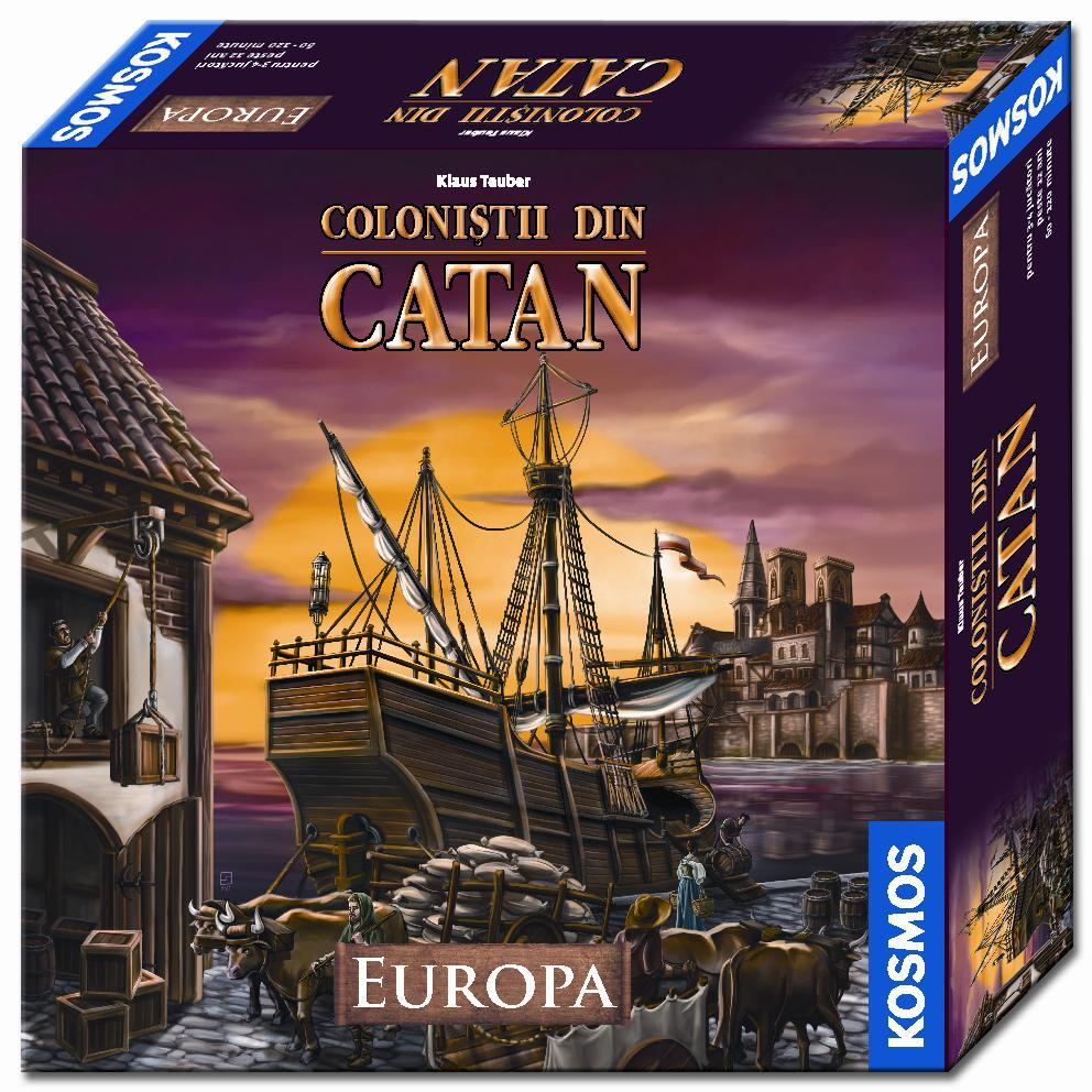 zzColonistii din Catan-Europa