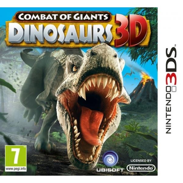 COMBAT OF GIANTS DINOSA 3DS