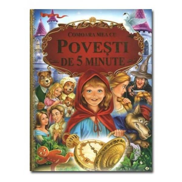 COMOARA MEA CU POVESTI DE 5 MINUTE