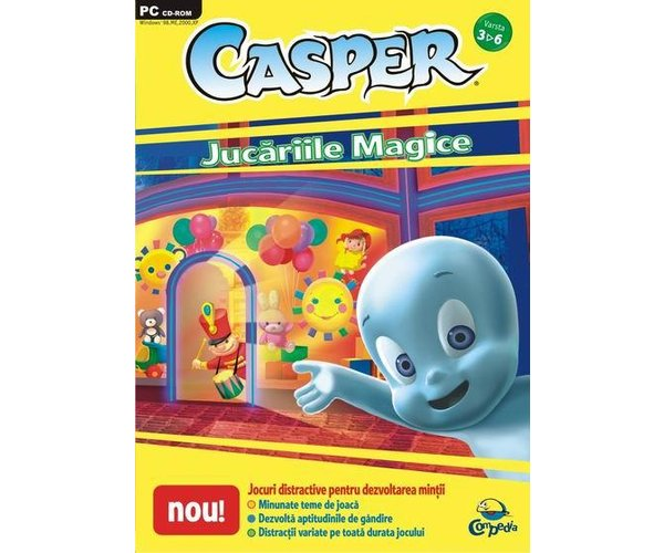 COMP JUCARIIILE MAGICE CASPER PC