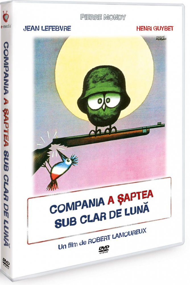 COMPANIA A SAPTEA SUB CLAR DE LUNA