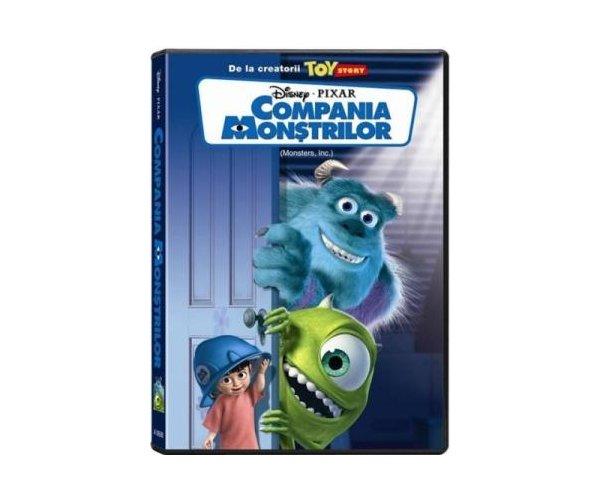 COMPANIA MONSTRILOR MONSTER, Inc