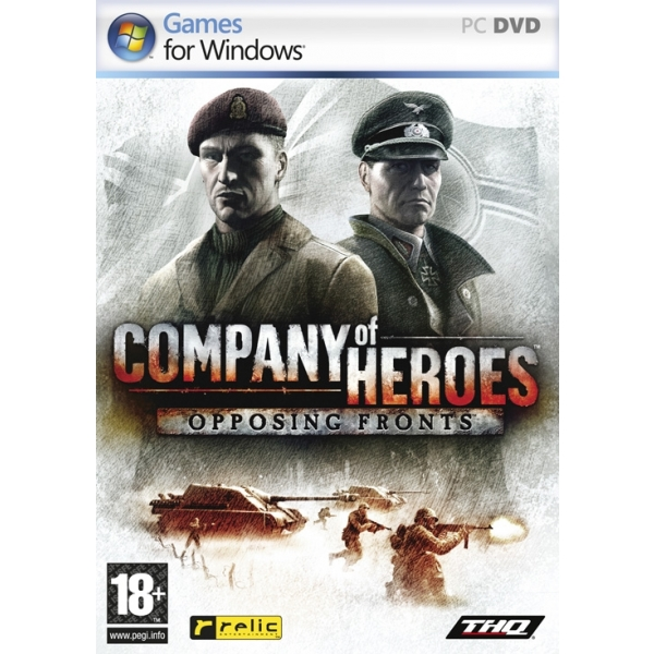 COMPANY OF HEROES OPPSING FRONTS - PC
