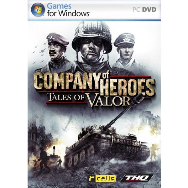COMPANY OF HEROES TALES OF VALOR - PC