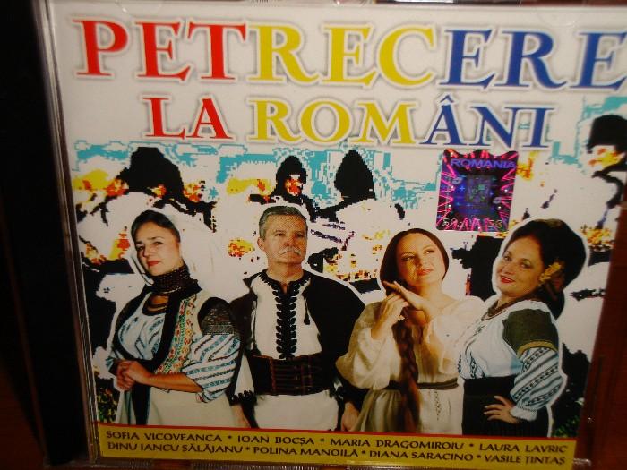 COMPILATIE PETRECEREA LA ROMANI VO
