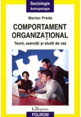 COMPORTAMENT ORGANIZATI ONAL